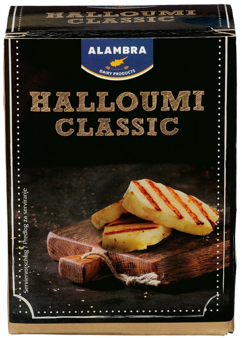 Halloumi Classic fra Alambra, 250 g
