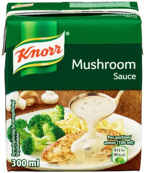 Knorr Champignon Ferdigsaus 300 ml