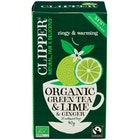Te Lime & Ginger Green