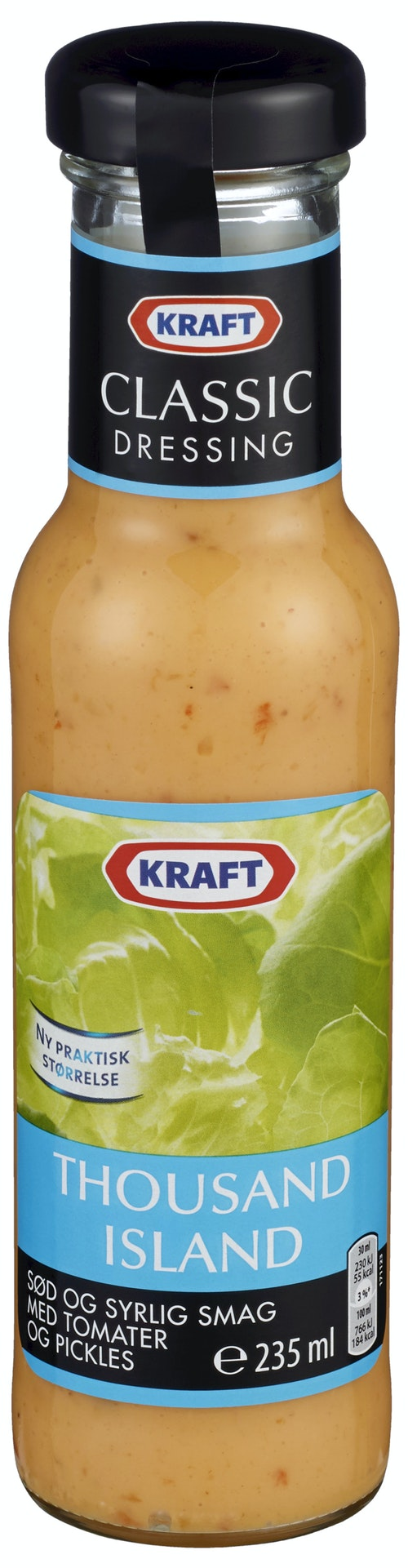 Kraft Kraft Thousand Island Dressing 235 ml