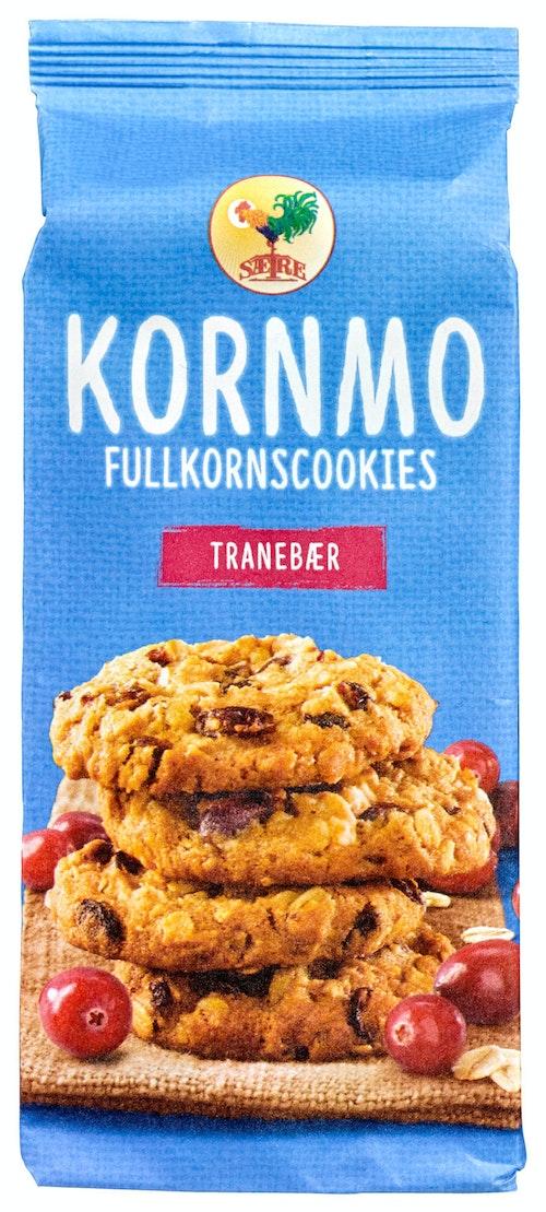 Sætre Kornmo Fullkornscookie Tranbær 200 g