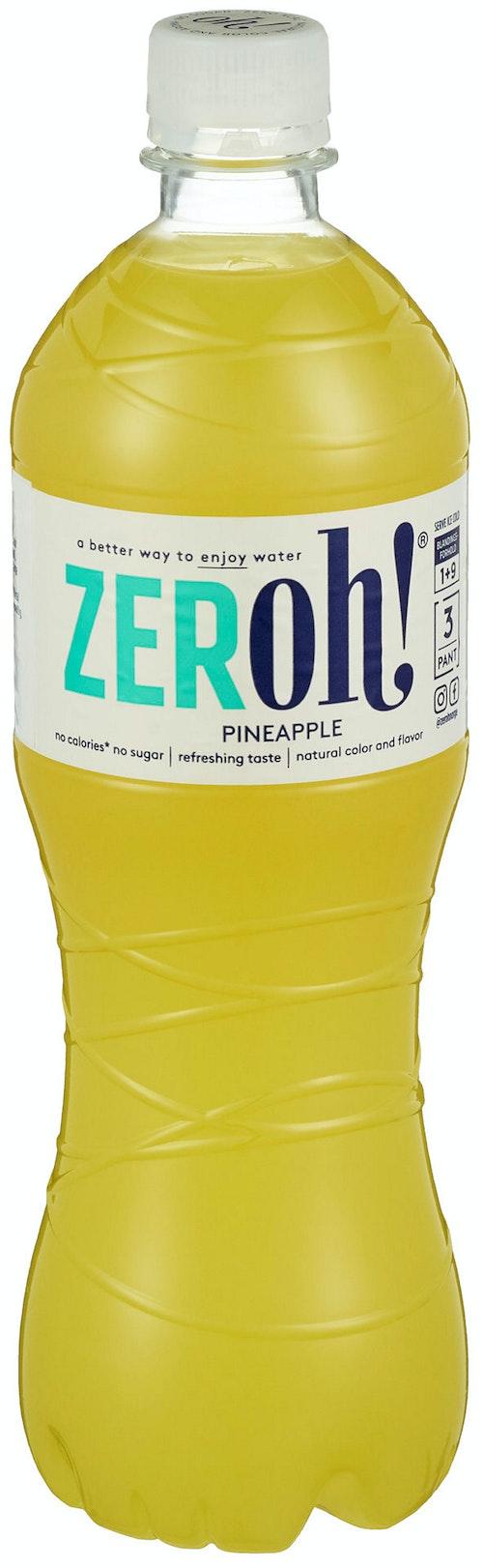 Zeroh! Pineapple 0,8 l
