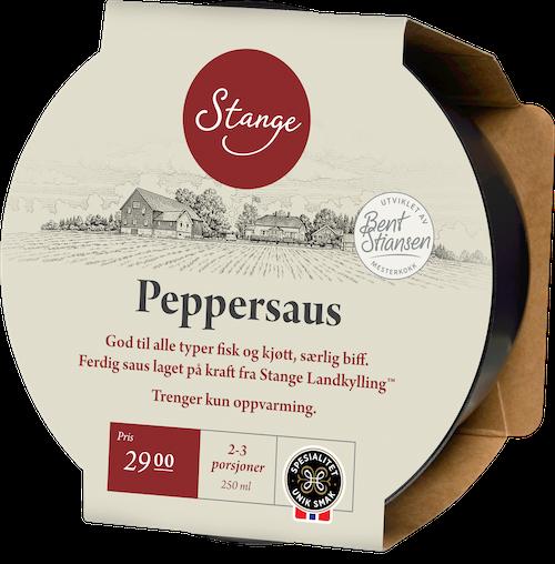 Stanges Gårdsprodukter Peppersaus 250 ml