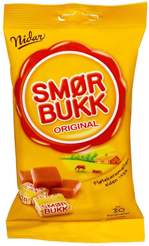 Nidar Smørbukk 150 g