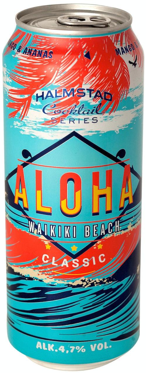 Halmstad Aloha Cider 0,5 l