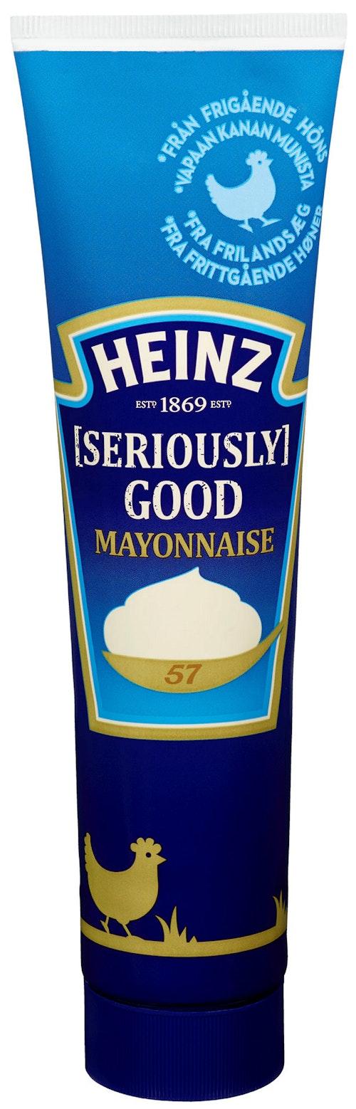 Heinz Mayo Tube 173 g