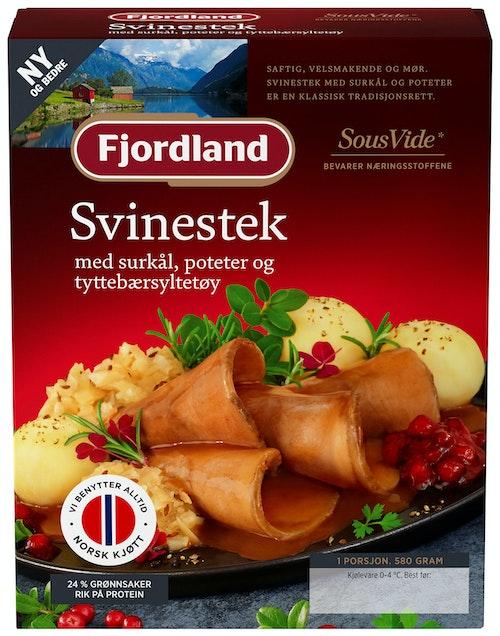 Fjordland Svinestek 580 g