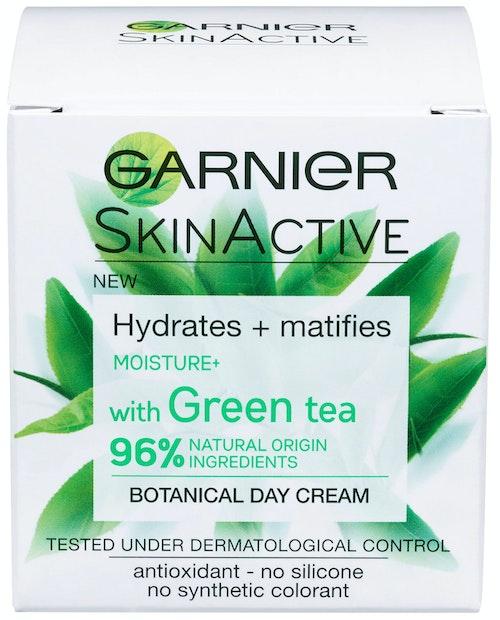 Garnier Moisture+ Botanical Green Tea Day Cream 1 stk