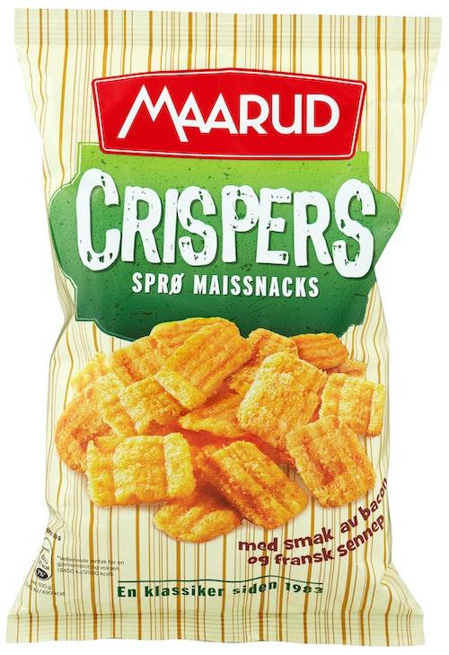 Maarud Crispers Maissnacks 125 g