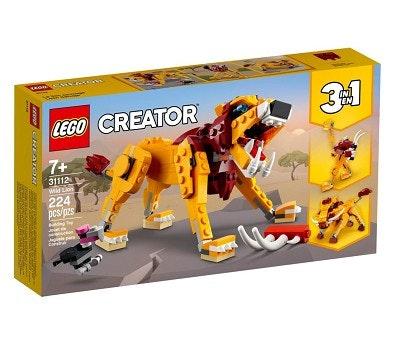 LEGO LEGO Creator Vill Løve 1 stk