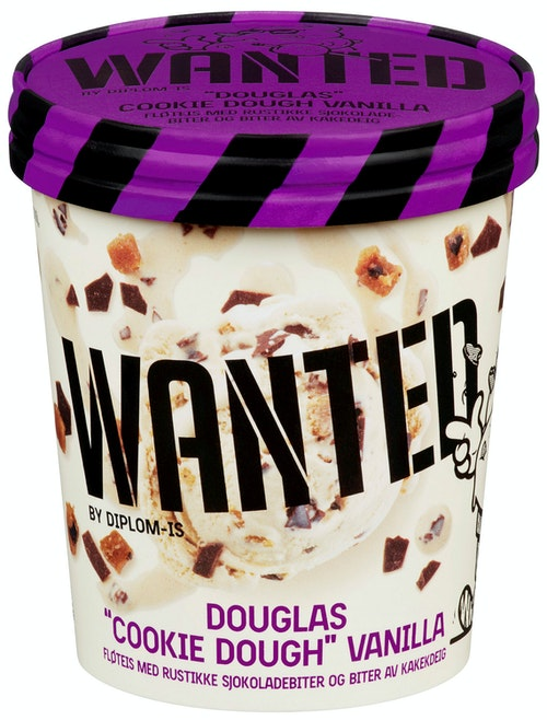 WANTED WANTED Cookie Dough 0,5 l