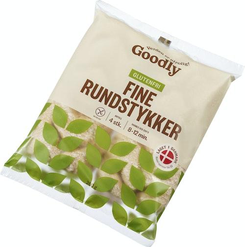 Goodly Rundstykker Fine Glutenfri 4x65g, 260 g