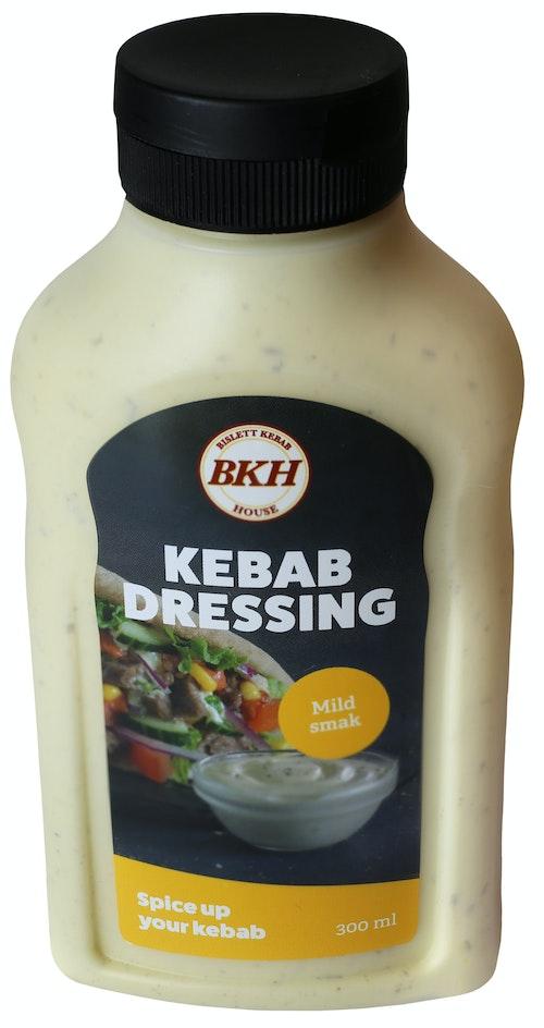 Bislett Kebab House Bislett Kebab House Kebabdressing Mild 300 ml
