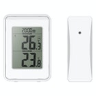 Trådløs termometer ute/inne