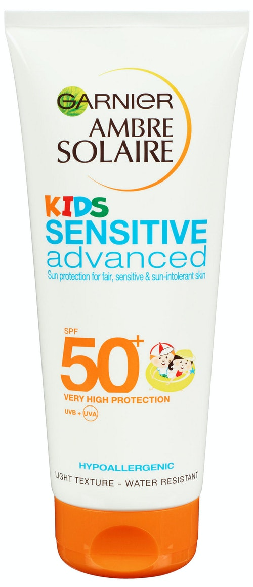 Garnier Sensitive Advanced Kids Lotion SPF 50+ 200 ml