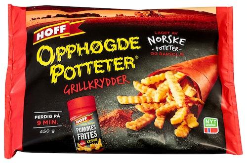 Hoff Opphøgde Poteter med Grillkrydder 0,45 kg