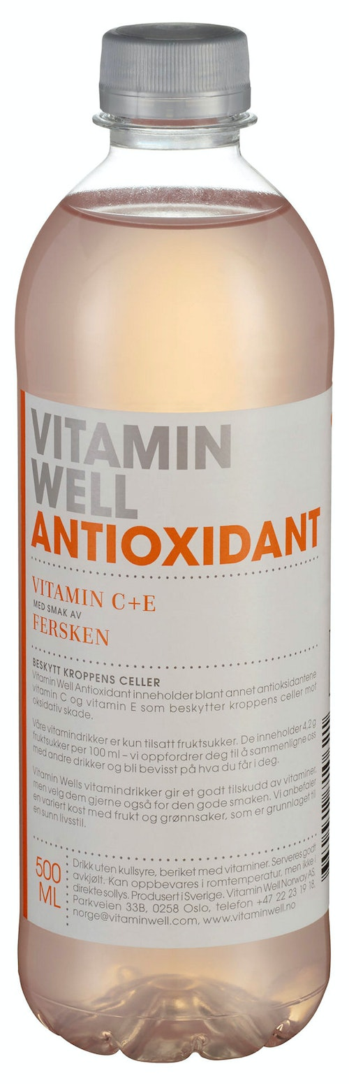 Vitamin Well Vitamin Well Antioxidant 0,5 l
