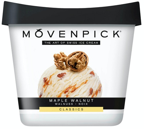 Mövenpick Maple Walnut 0,9 l