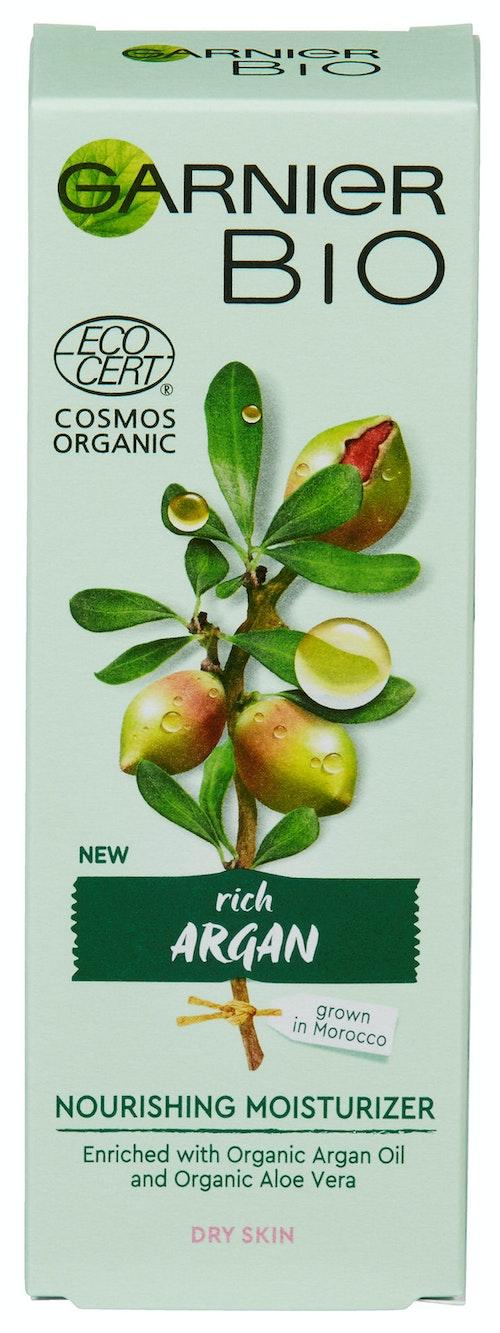Garnier Bio Argan Nourishing Moisturizer 50 ml