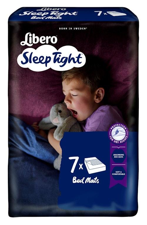 Libero Sleep Tight Bedmats 7 stk