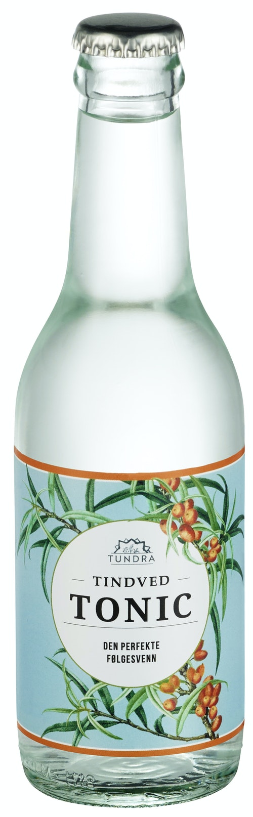 Tundra Tonic Tundra Tonic Water Tindved, 0,25 l