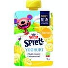 Sprett Yoghurt Banan UTEN