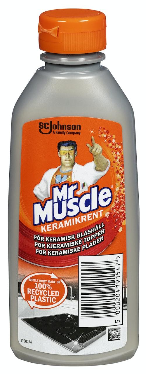 Mr. Muscle Keramikkrent Rens 200 ml