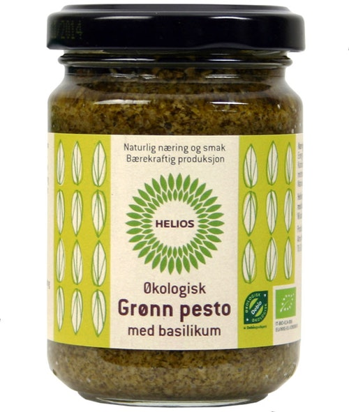 Helios Grønn Pesto 130 g