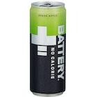 Battery Green Apple