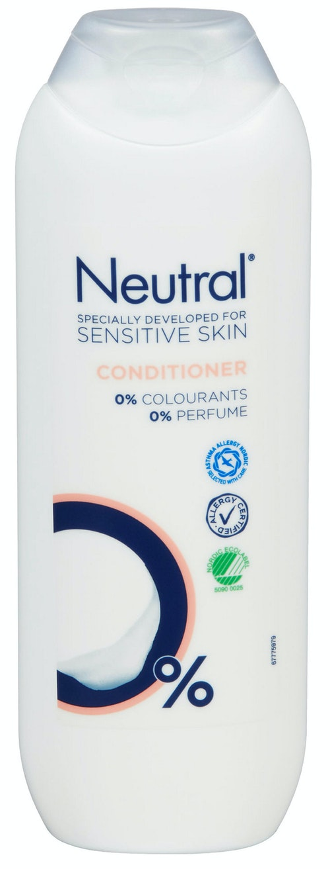 Neutral Mild Balsam Uten parfyme, 250 ml