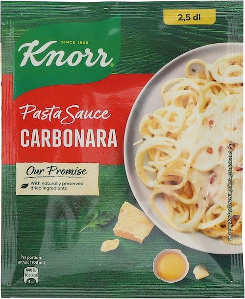 Knorr Pastasaus Carbonara 27 g