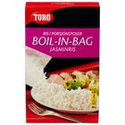 Jasminris Boil in Bag
