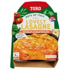 Lasagne Velbekomme