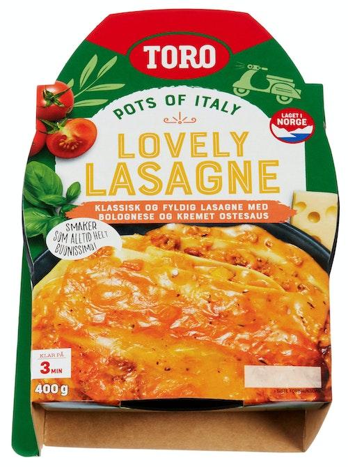 Toro Lasagne Velbekomme 418 g