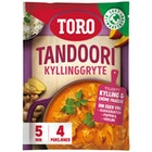Tandoori Kyllinggryte