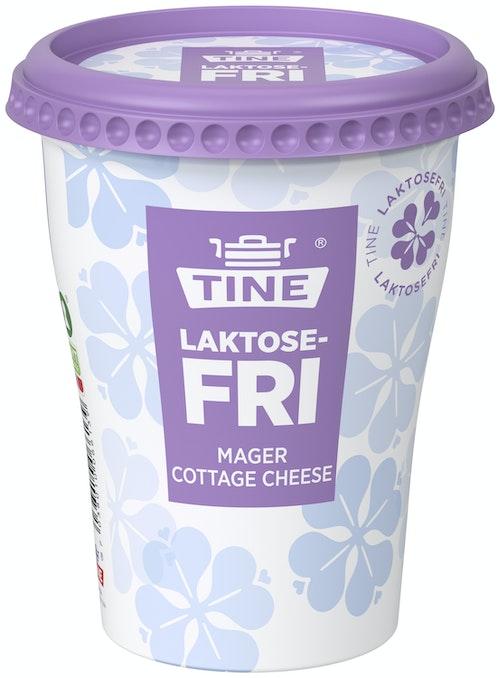 Tine Laktosefri Mager Cottage Cheese 400 g