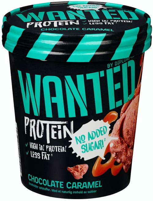 WANTED WANTED Protein Chocolate 0,5 l