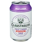 Clausthaler Pale Lager