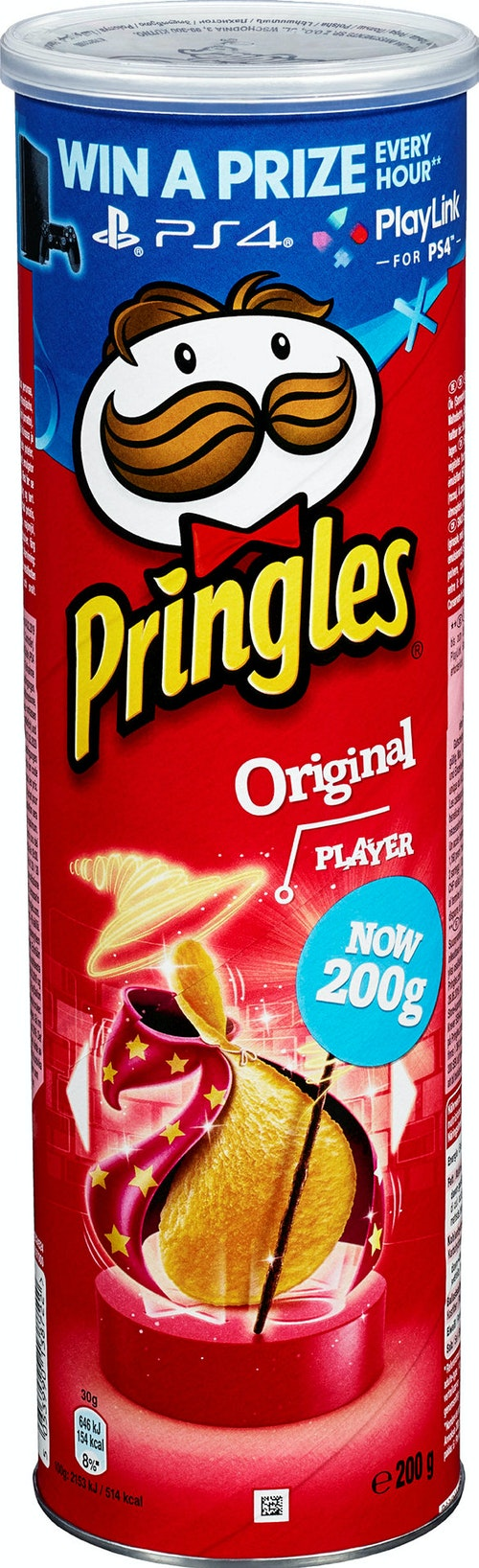 Pringles Pringles Orginal, 200 g