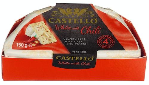 Castello Castello White med Chili 150 g