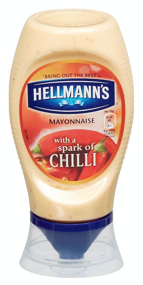 Hellmann's Chili Majones 250 ml