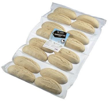 REMA 1000 Minibaguetter Fine 16x75g, 1,2 kg