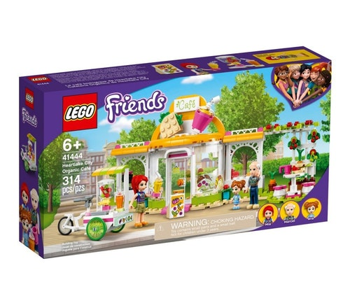 LEGO LEGO Friends Heartlake Citys økologiske kafé 1 stk