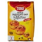 Muffins Triple Chocolate Chip