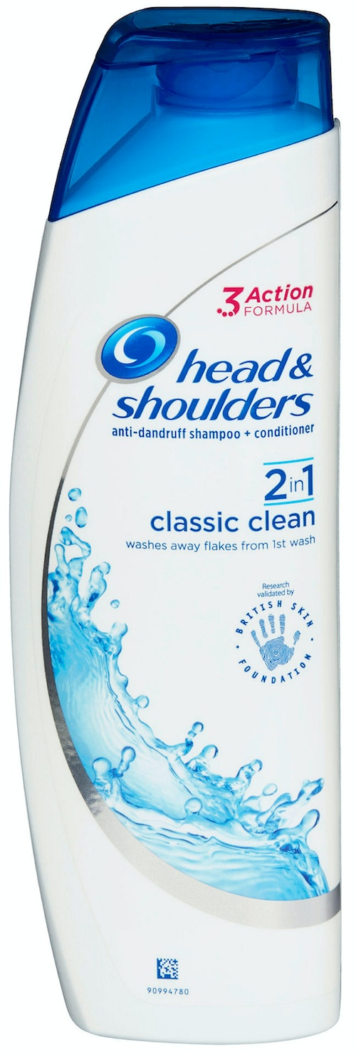 Head & Shoulders 2in1 Classic Clean 250 ml