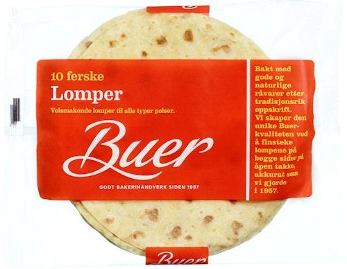 Buer Lomper Buer 10 stk, 260 g