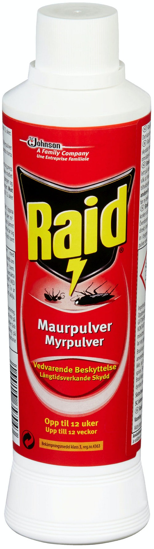Raid Maurpulver 250 g