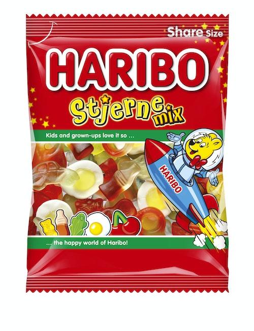 Haribo Stjernemix 300 g