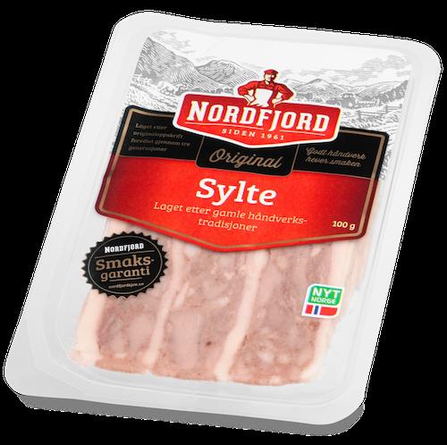 Nordfjord Sylte Oppskåret 100 g