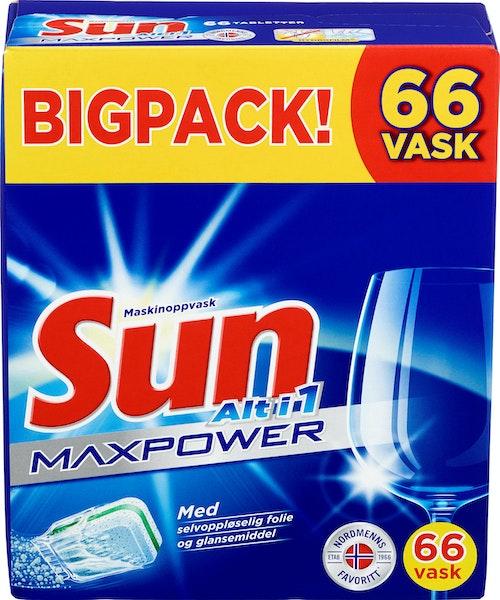 Sun Sun Maxpower 66 vask